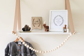 Elliott's Room: A beautiful neutral nursery