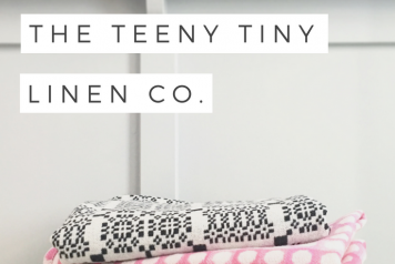 Behind the Brand: The Teeny Tiny Linen Co.