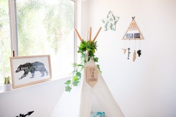Spencer's Room: A nursery to inspire adventure