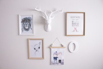 Oliver's Room: A Wonderfully White Nursery