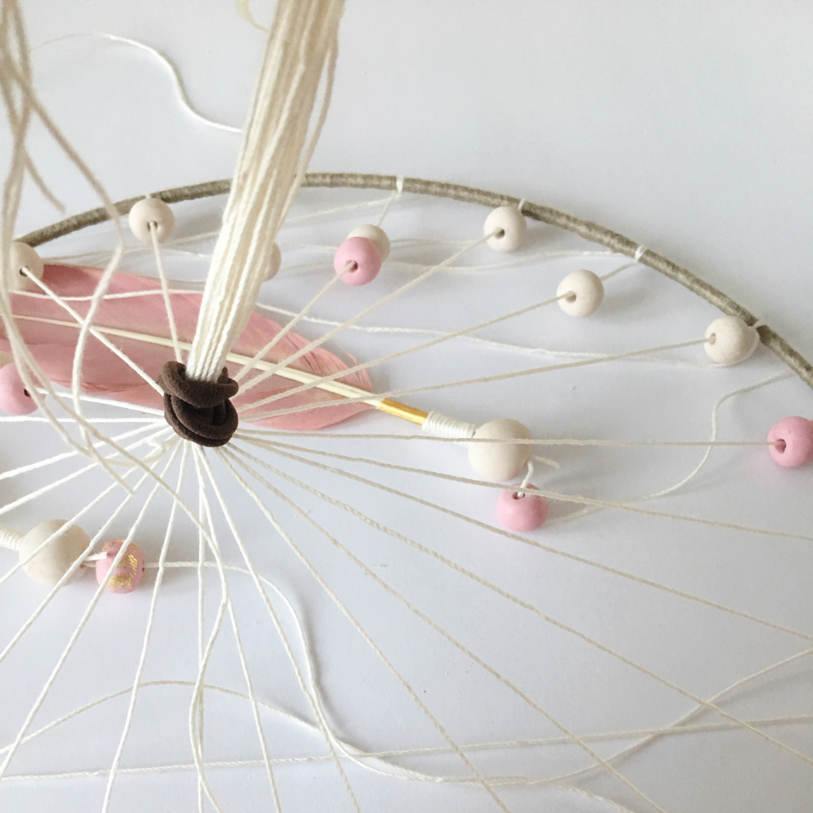 Nestworthy Tutorial: DIY Baby Mobile | www.nestlingcollective.com