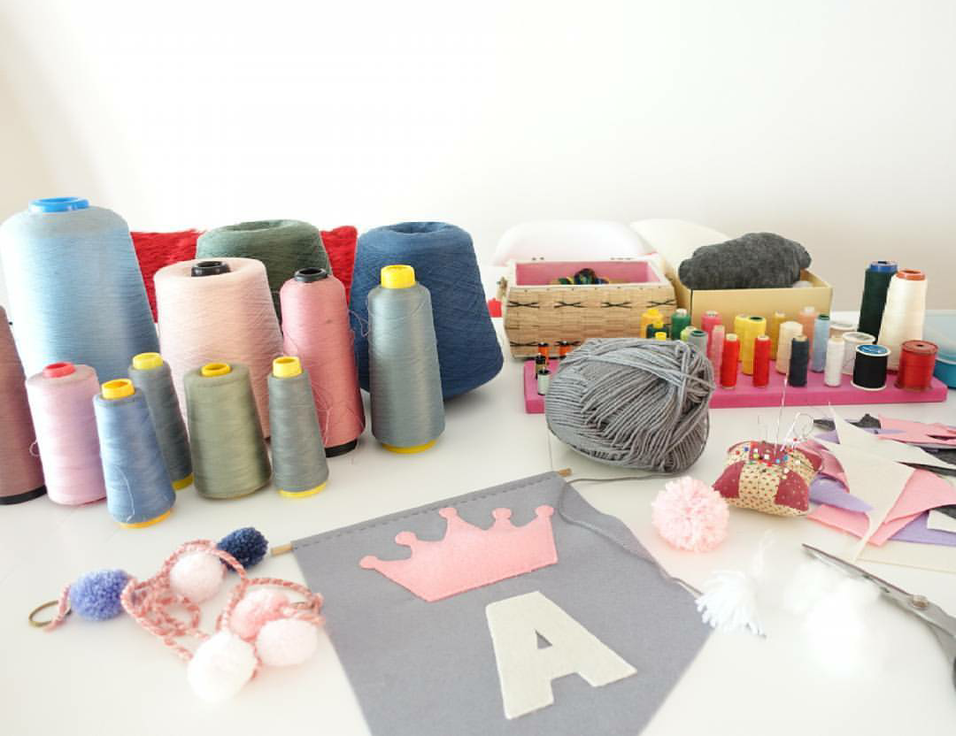 Babe Behind the Biz: Amee's Atelier | Handcrafted felt plushies, cushions and educational toys | www.nestlingcollective.com