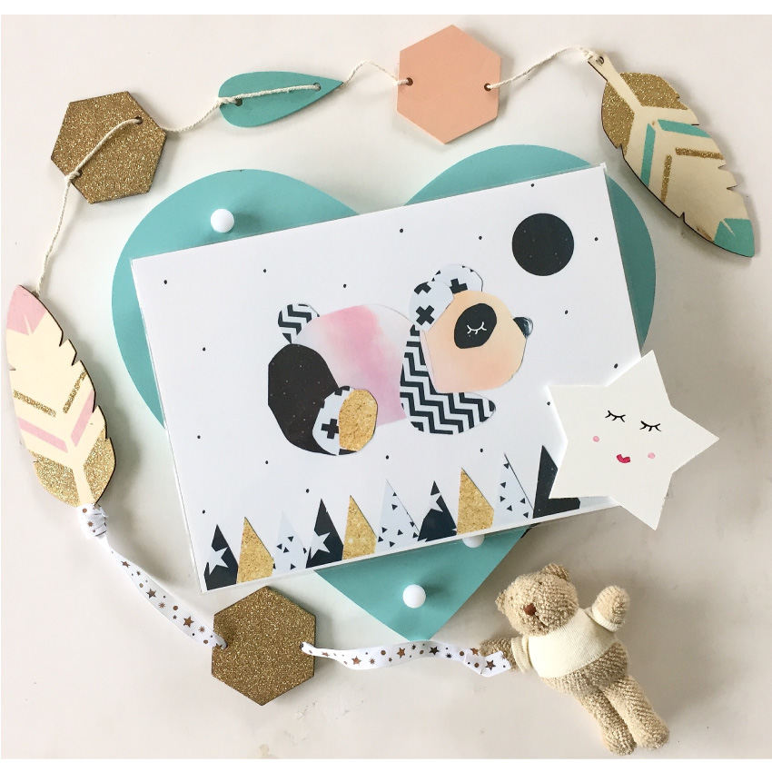 Jack and Livi | Cards, invitations, prints and gifts made with love | www.nestlingcollective.com