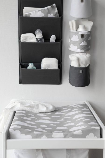 8 Nursery Decor Mistakes | Baby changetable example (image from blog.babyli.st) | www.nestlingcollective.com