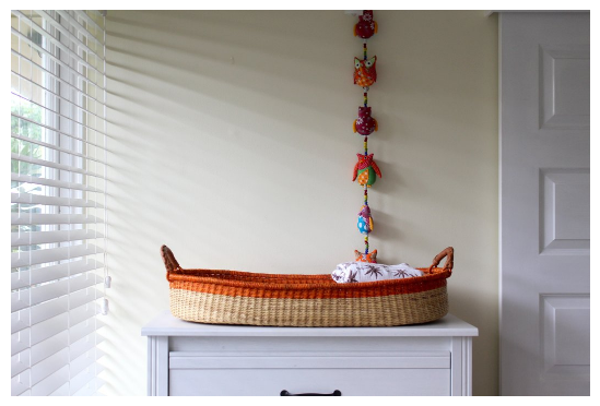 8 Nursery Decor Mistakes | Baby changetable example (image from www.littlemerchants.com) | www.nestlingcollective.com