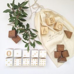 Zarlow Wooden Creations | Handmade wooden decor and toys for little boys and girls | www.nestlingcollective.com