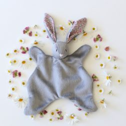 Hello Mopsy | Baby and toddler comforters designed and handmade in Melbourne | www.nestlingcollective.com