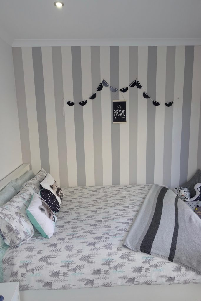 Aydin's Room: Modern and Playful with an 'Adventure Awaits' theme | www.nestlingcollective.com