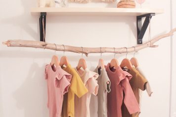 Flora's Nursery: Minimal and Neutral Beauty